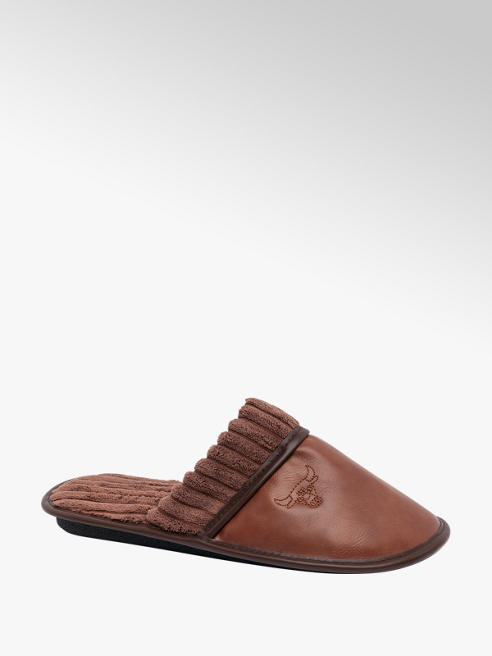 Mens Mule Slippers