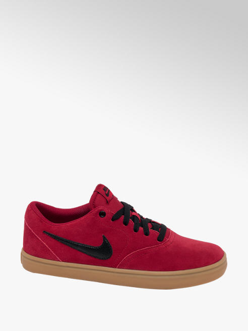 NIKE Mens Nike Suede Trainers