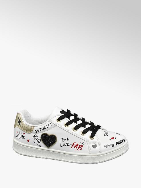 Graceland Mintás lány sneaker
