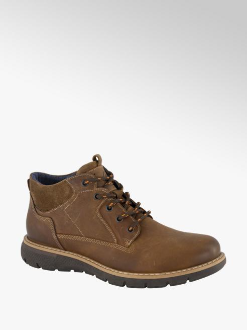 Gallus Leder Boots, gefüttert