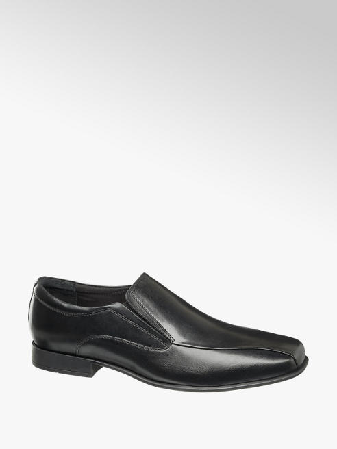 Claudio Conti Leder Business Slipper
