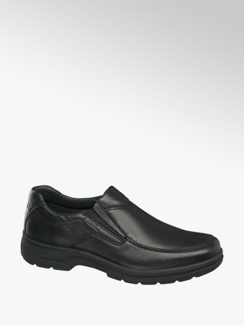 Gallus Leder Komfort Slipper, Weite: G