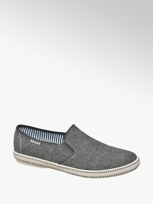 Venice Leinen Slip On Sneakers