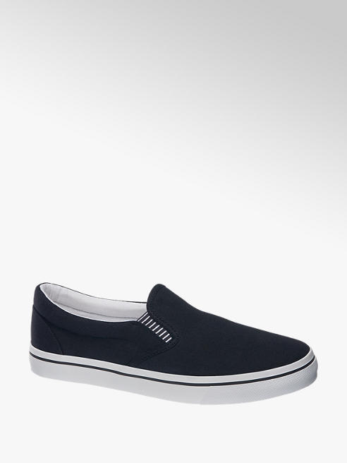 Vty Leinen Slip On Sneakers