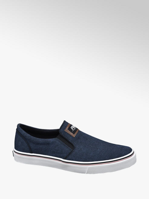 Fila Slip On Leinen Sneakers