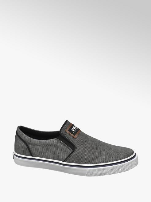 Fila Slip On Leinen Sneakers