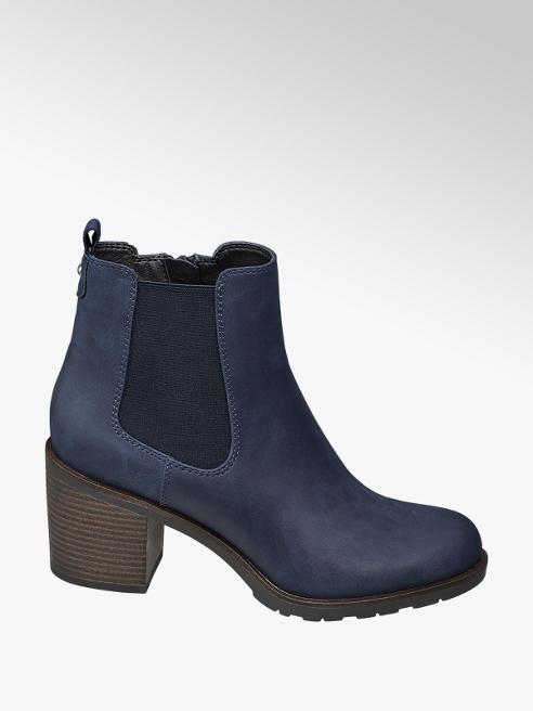 Graceland Modrá Chelsea obuv Graceland