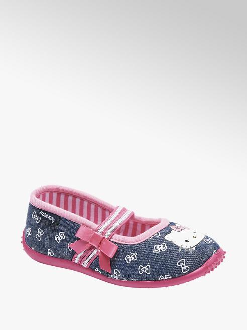 HELLO KITTY Modré bačkory Hello Kitty