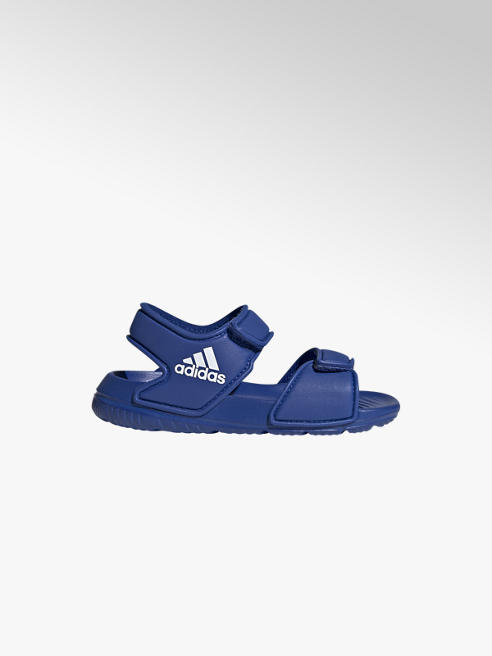 adidas Modré dětské sandály Adidas Alta Swim I