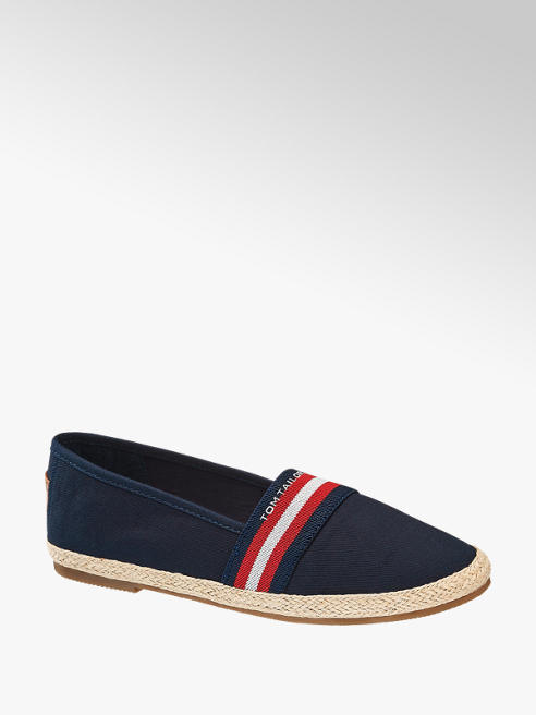 Tom Tailor Modré espadrilky Tom Tailor