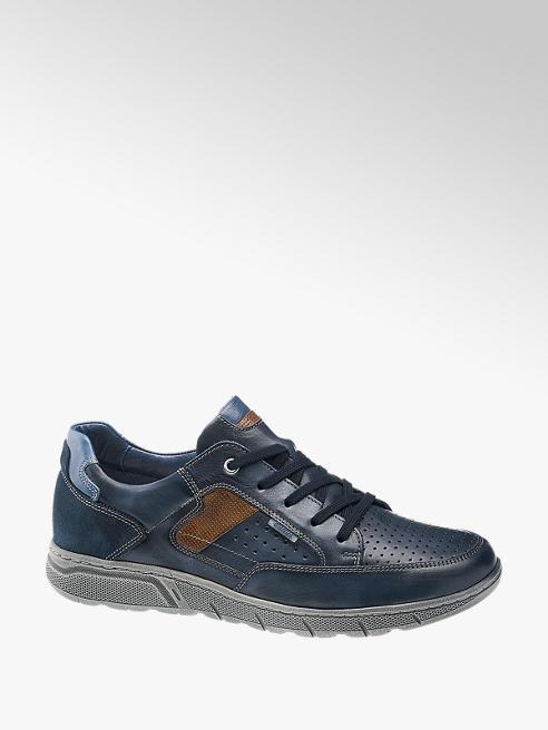 Gallus Modré kožené komfortné tenisky Gallus