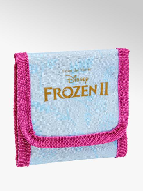 Disney Frozen Modrá peňaženka Ľadové kráľovstvo
