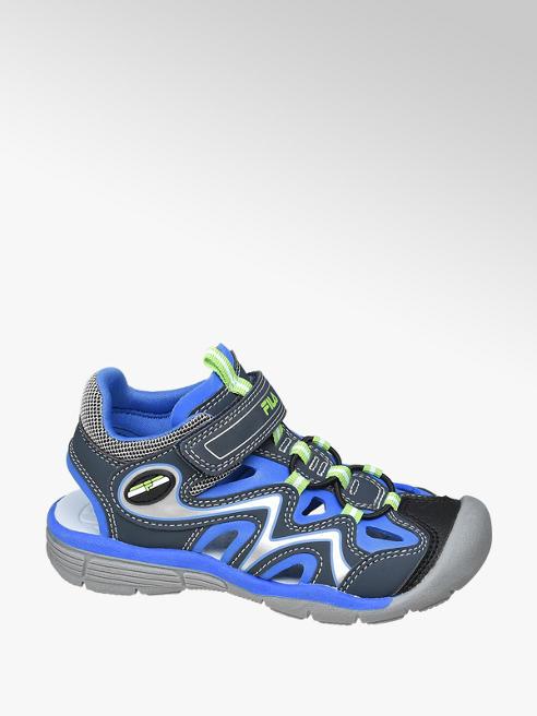 Fila Modré sandále na suchý zips Fila