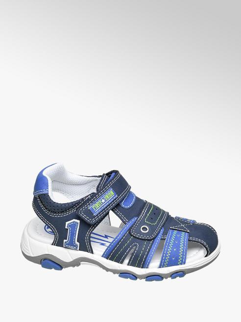Bobbi-Shoes Modré sandály Bobbi Shoes