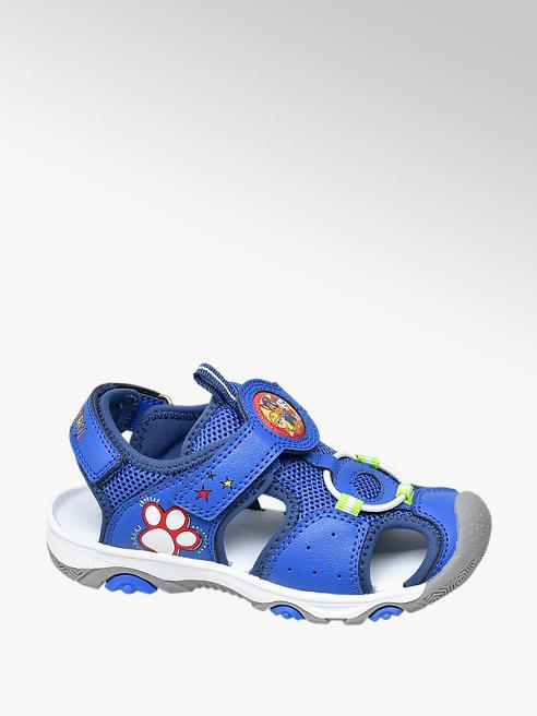 Paw Patrol Modré sandály Tlapková patrola na suchý zip