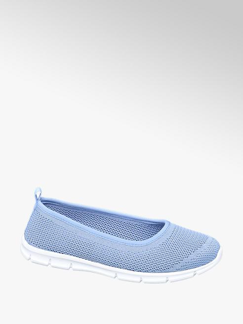 Graceland Modrá slip-on obuv Graceland