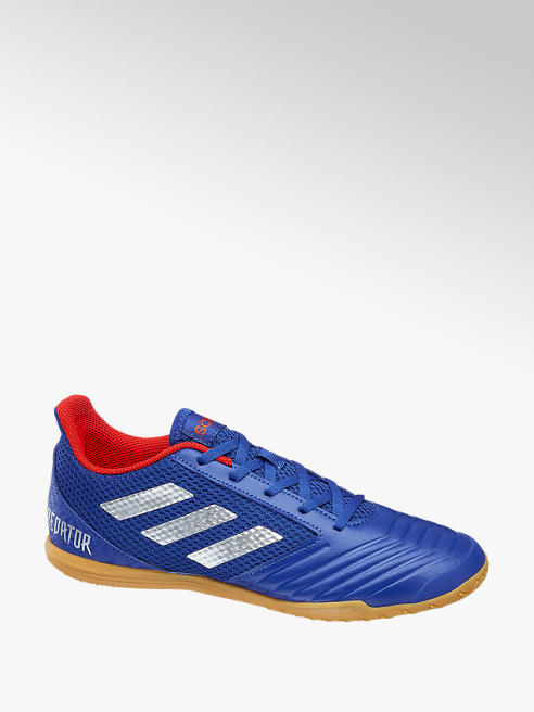 adidas Modré sálové tenisky Adidas Predator 19.4 In Sala