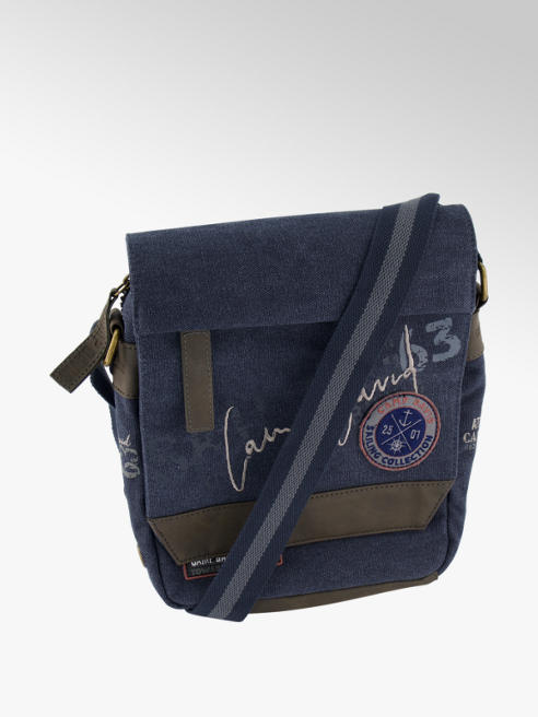 Venture by Camp David Modrá taška přes rameno Venture by Camp David