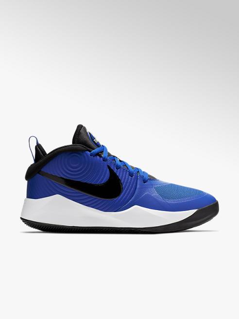 NIKE Modré tenisky Nike Team Hustle D9 Gs