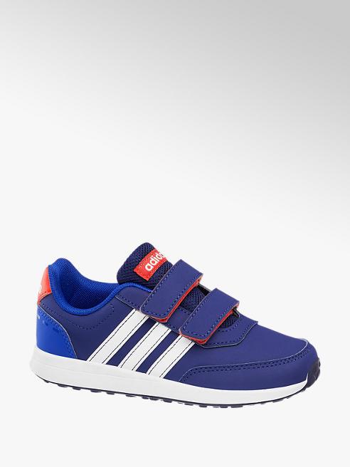 adidas Modré tenisky na suchý zip Adidas Switch 2.0 Cmf C