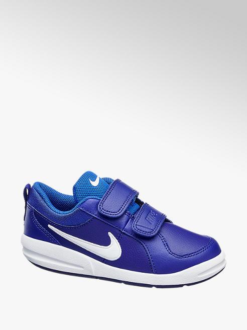 NIKE Modré tenisky na suchý zip Nike Pico