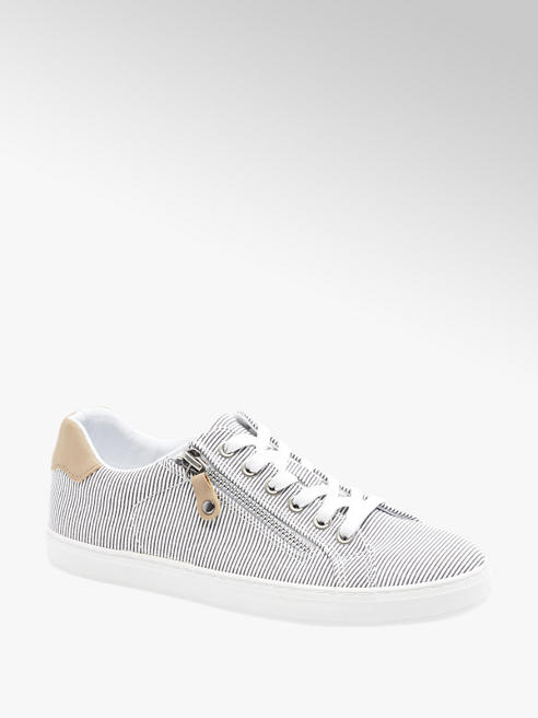 Graceland Modro-biele tenisky Graceland