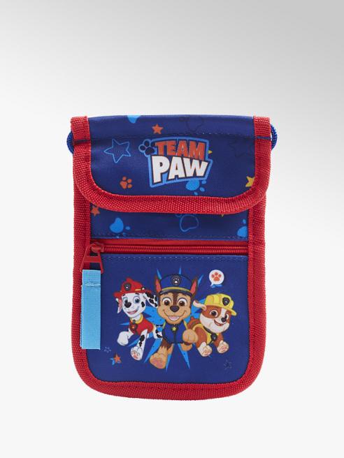 Paw Patrol Modro-červená peňaženka Labková patrola