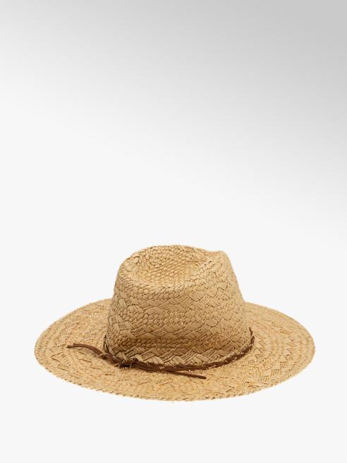Graceland Moteriška šiaudinė skrybelė