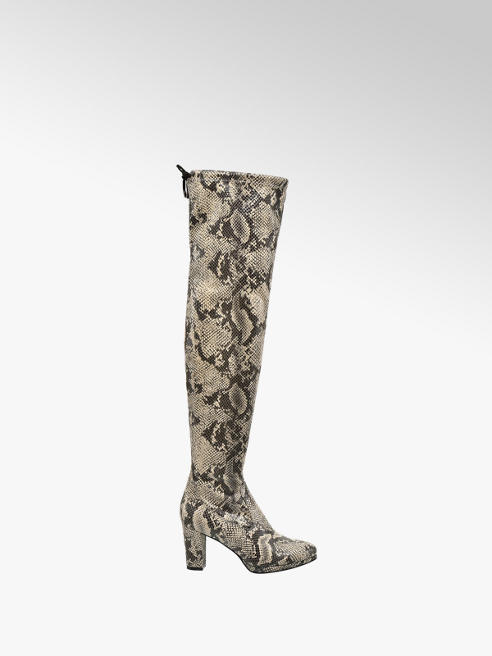 Star Collection Moteriški ilgaauliai batai