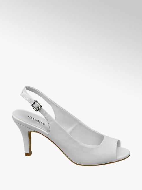 Graceland Moteriškos aukštakulnės basutės