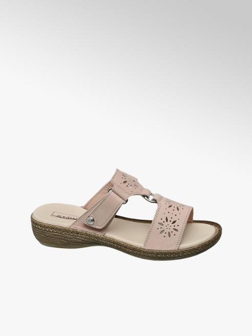Medicus Moteriškos įspiriamos basutės, platesnei pėdai