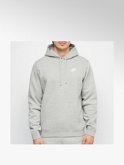 NIKE Hoodie in Grau
