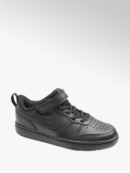 NIKE Klettschuhe COURT BOROUGH 2 in Schwarz