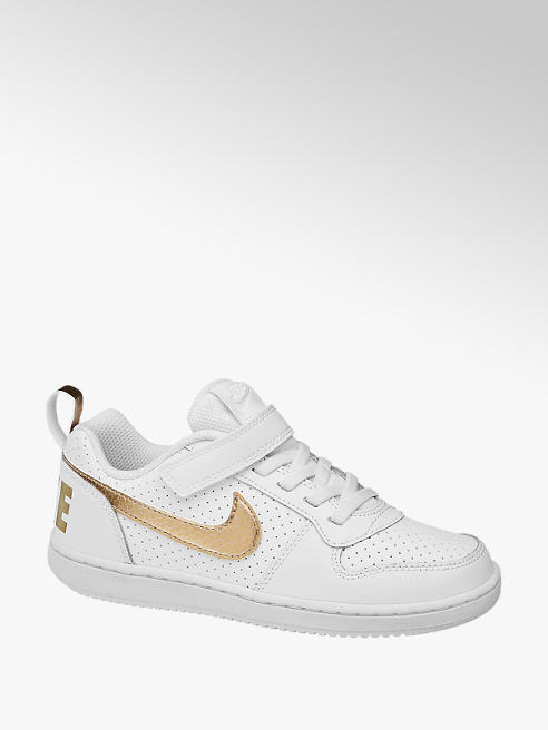 NIKE Klettschuhe COURT BOROUGH LOW
