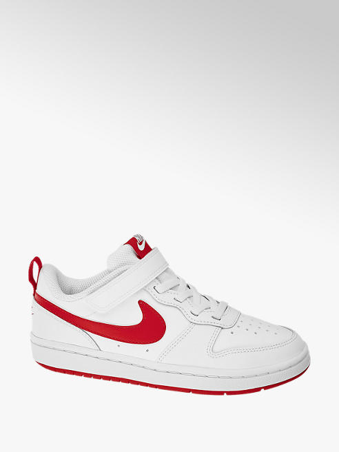 NIKE Klettschuhe COURT BOROUGH LOW 2 in Weiß