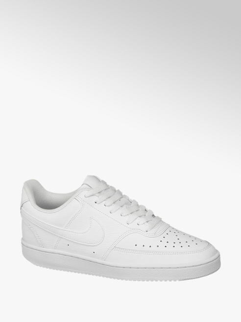 NIKE Sneaker COURT VISION LOW in Weiß