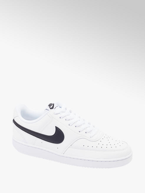 NIKE Sneaker COURT VISION LOW in Weiß