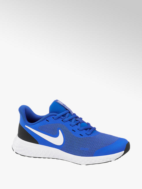 NIKE Sneaker REVOLUTION 5 in Blau