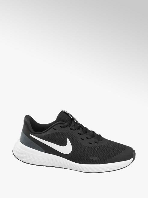 NIKE Sneaker REVOLUTION 5 in Schwarz