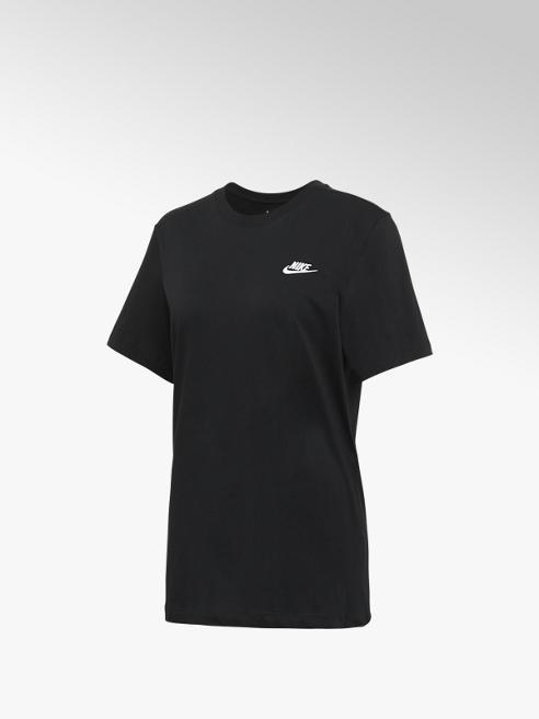 NIKE T-Shirt in Schwarz
