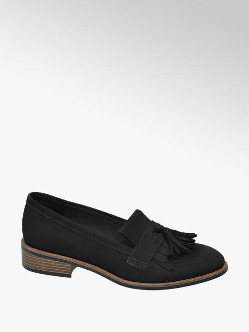 Graceland Női loafer rojt dísszel
