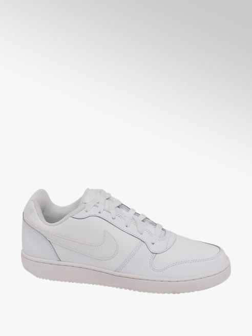 NIKE Mens Nike NIKE Ebernon Low White Trainers