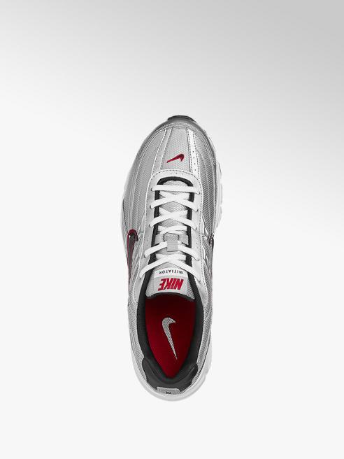 69e0c34144c816 Nike Men's Initiator Silver Lace-up Trainers | Deichmann