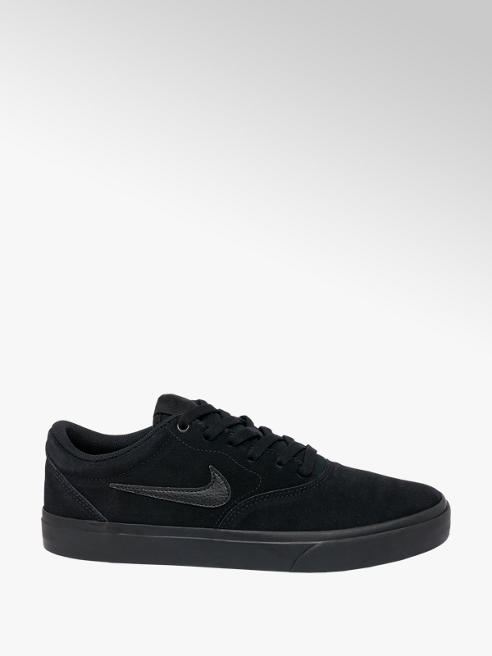 NIKE Mens Nike SB Charge Suede Blade Lace-up Trainers