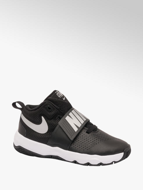 NIKE Nike Team Hustle Teen Boys Trainers