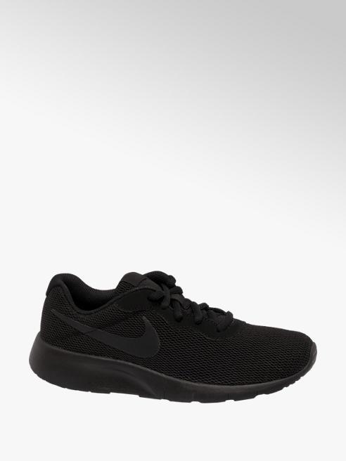 NIKE Teen Boys Nike Tanjun Black Lace-up Trainers