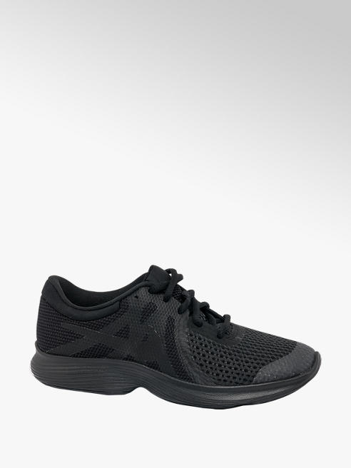 NIKE Nike Teen Boys Black Revolution 4 Lace-up Trainers