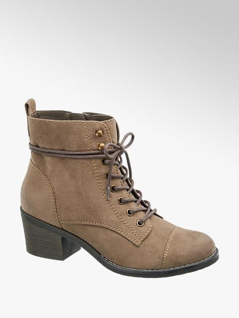 Graceland Niske čizme na vezanje