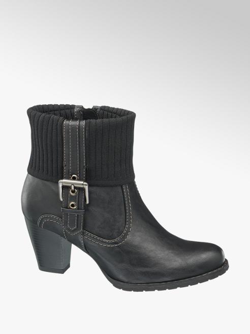 Graceland Nizki škornji z okrasno zaponko