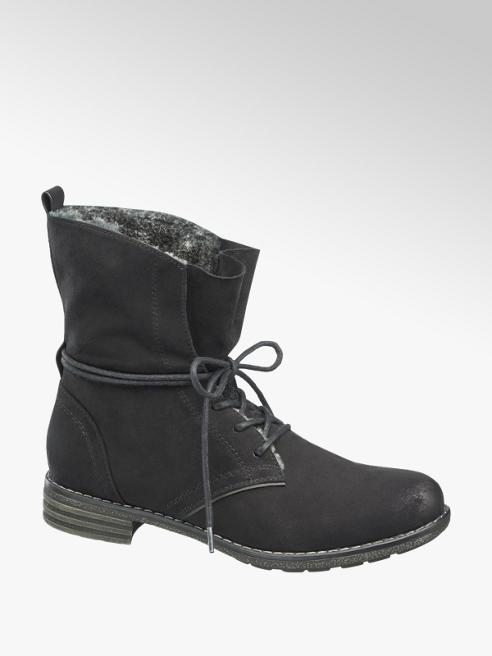 Graceland Nizki škornji z vezalkami